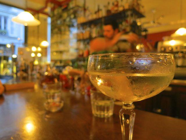 Cafe Moderne Martini